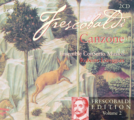 Volume 2: Frescobaldi Edition - Can