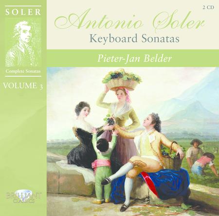 Volume 3: Harpsichord Sonatas