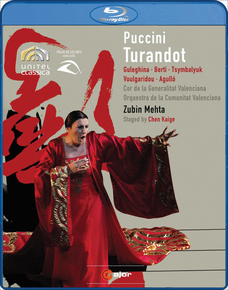 Turandot (Blu-Ray)