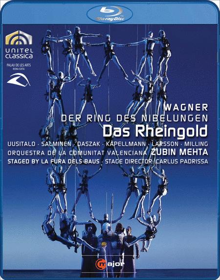 Das Rheingold (Blu-Ray)
