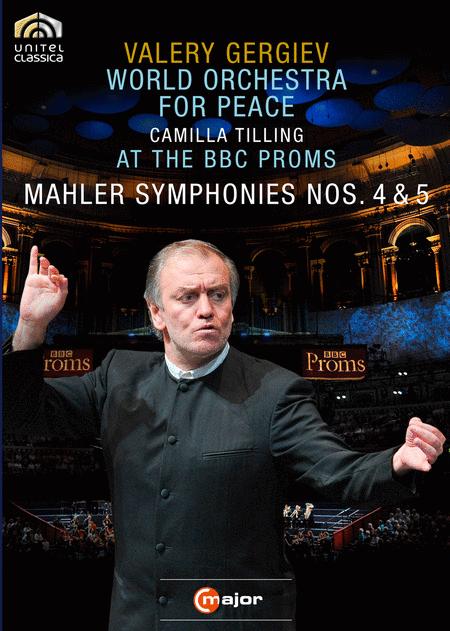 Mahler Symphonies Nos. 4 & 5 A