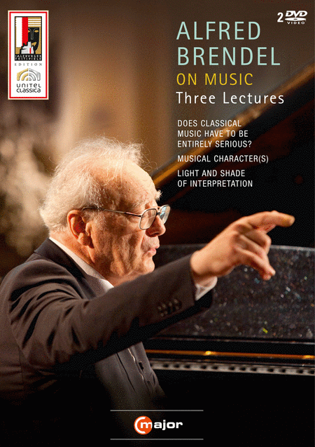 Alfred Brendel on Music: Three