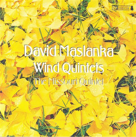 Wind Quintets By David Maslank