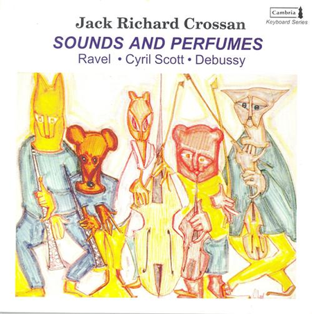 Debussy - Ravel - Cyril Scott