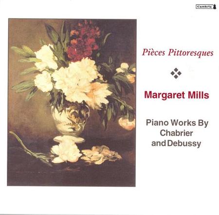 Margaret Mills Piano - Chabrier