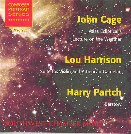 John Cage Harry Partch Lou H