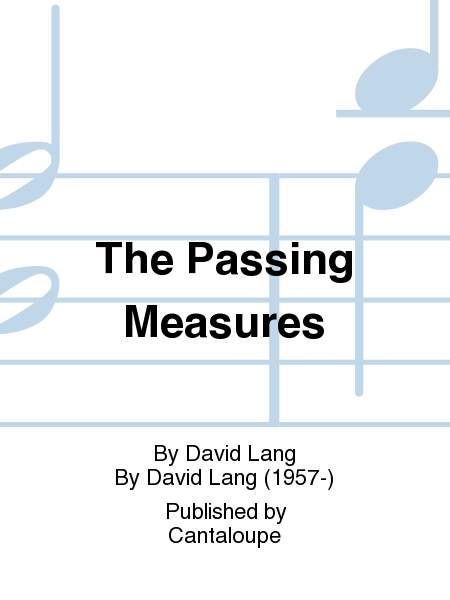 The Passing Measures