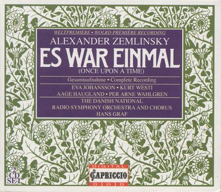 Zemlinsky A. Von: Es War Einm