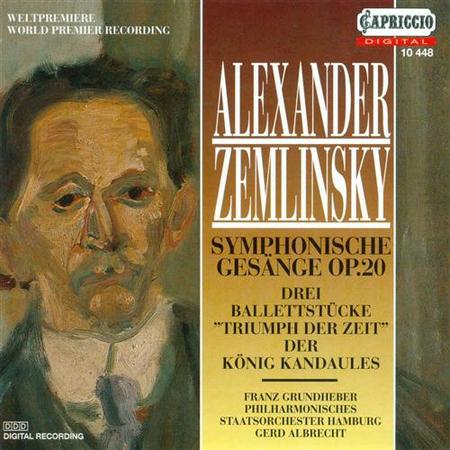 Zemlinsky A. Von: Symphonisch