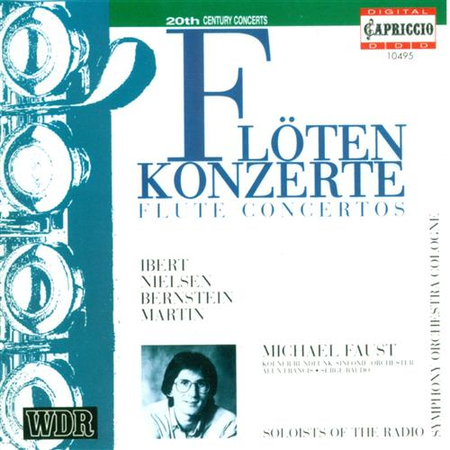 F. Martin: Ballade for Flute