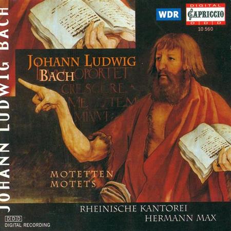 Bach J.L.: Motets