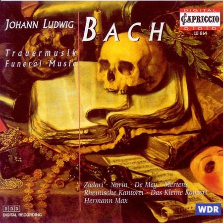 Bach J.L.: Funeral Music