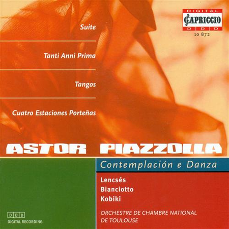 A. Piazzolla: Suite for Oboe