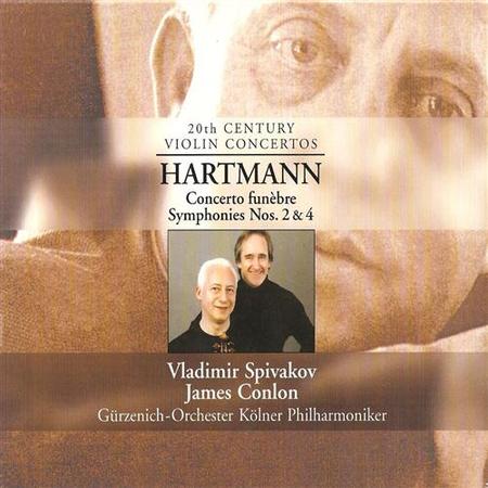 K.A. Hartmann: Concerto Funeb