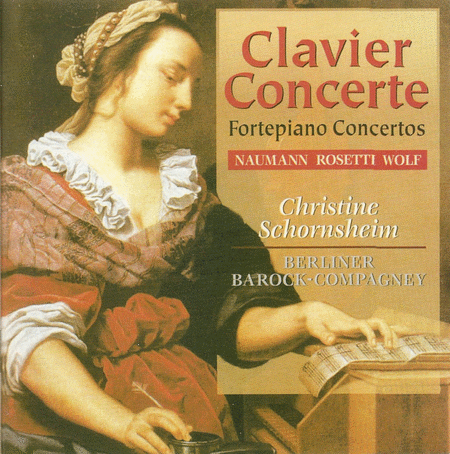A. Rosetti: Piano Concerto In