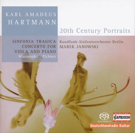 K.A. Hartmann: Sinfonia Tragi