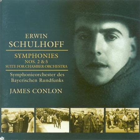 E. Schulhoff: Symphonies Nos.