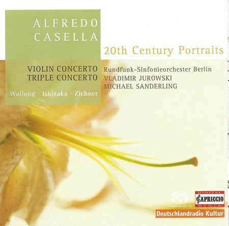 A. Casella: Triple Concerto