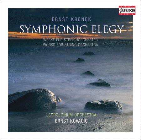 Symphonic Elegy: Works for Strings