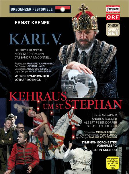 Karl V. Kehraus Um St. Stepha