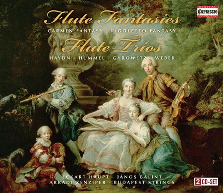 Flute Fantasies; Flute Trios