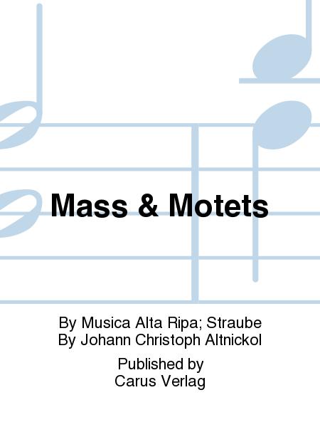 Mass & Motets