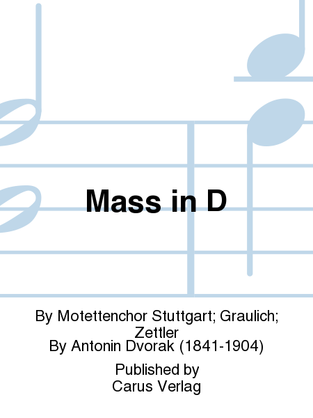 Mass in D
