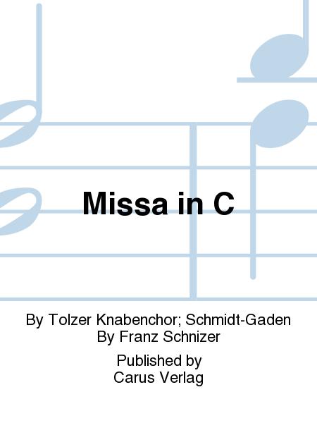 Missa in C