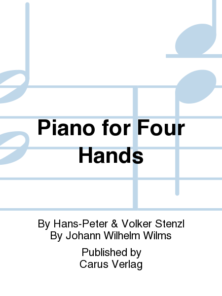 Piano for Four Hands