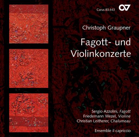 Fagott Und Violinkonzerte