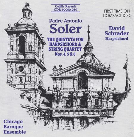 Harpsichord Quintets Nos. 4