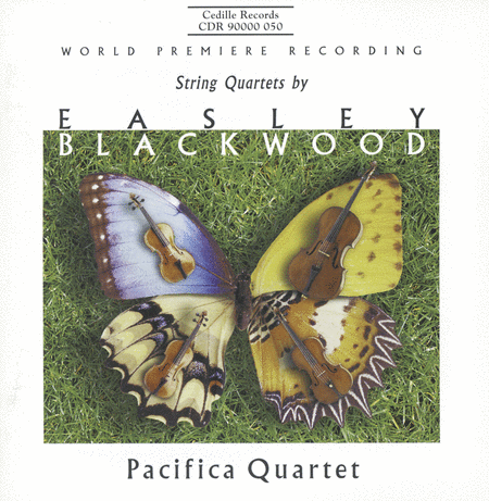 String Quartets By Easley Blac