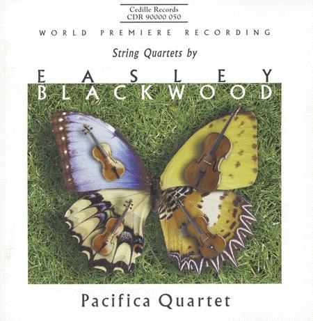 String Quartets By Easley Blac