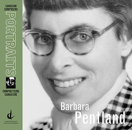 Barbara Pentland Portrait