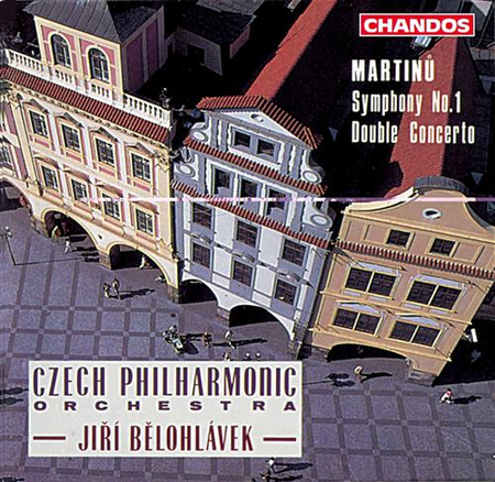 Symphony No. 1 / Double Concerto