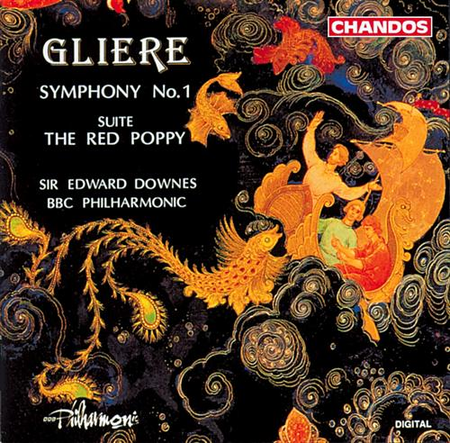 Symphony No. 1 / the Red Poppy