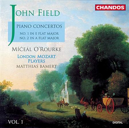 Volume 1: Piano Concertos