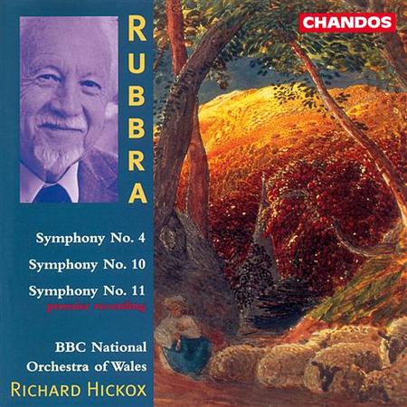 Symphonies Nos. 4, 10 and 11