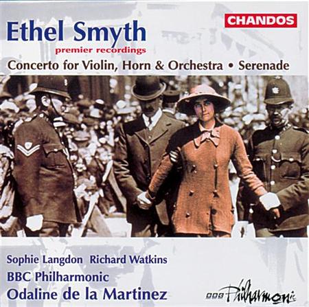 Serenade in D Major / Concerto for V