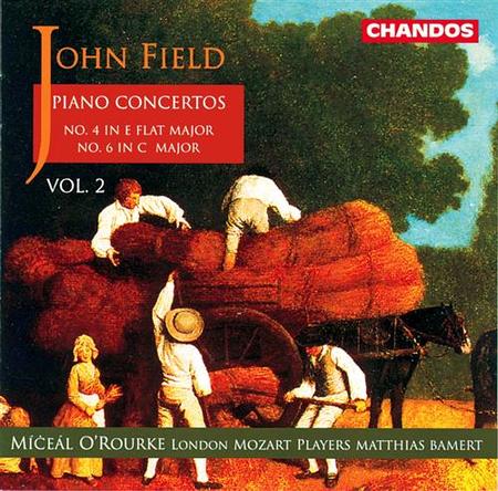 Volume 2: Piano Concertos