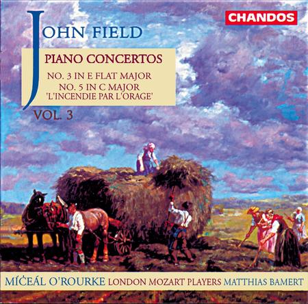 Volume 3: Piano Concertos