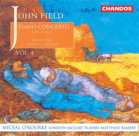 Volume 4: Piano Concertos
