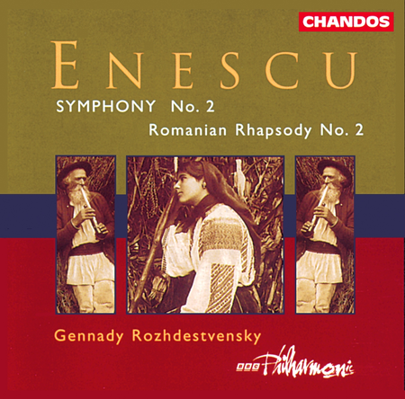 Romanian Rhapsody No. 2 / Symphony
