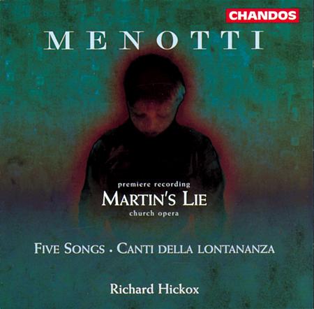 Martin's Lie / 5 Songs / Canti D