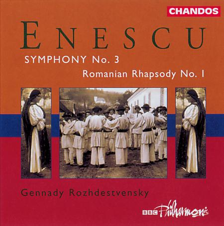 Symphony No. 3 / Romanian Rhapsody