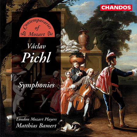 Symphonies in B Flat Major / E