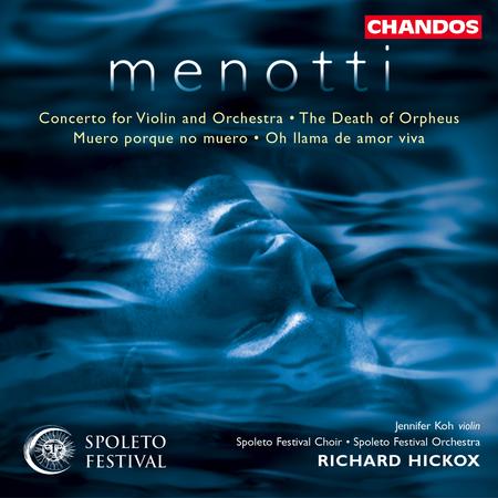 Violin Concerto / Muero Porque No Mu