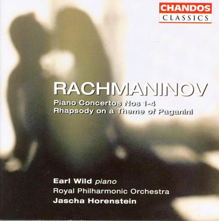 Piano Concertos Nos. 1-4 / Rhapsody