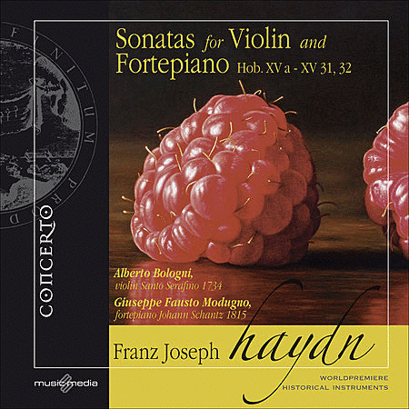 Sonatas for Violin and Fortepiano