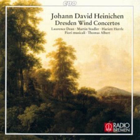 Dresden Wind Concertos